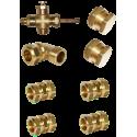 DP 2,0 - Zestaw przyłączeniowy do 3 kolektorów DP 2,0