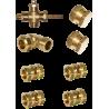 DP 2,0 - Zestaw przyłączeniowy do 2 kolektorów DP 2,0