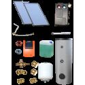 Zestaw solarny DP 2 x 2,0 / 250 l.