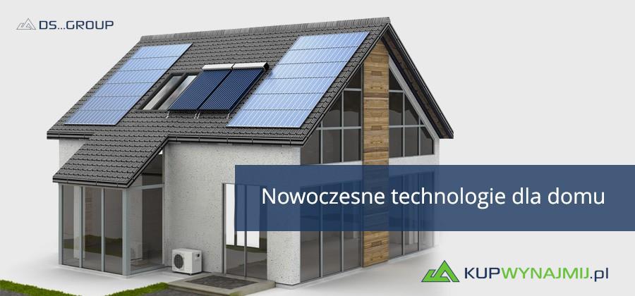 Nowoczesne technologie dla domu