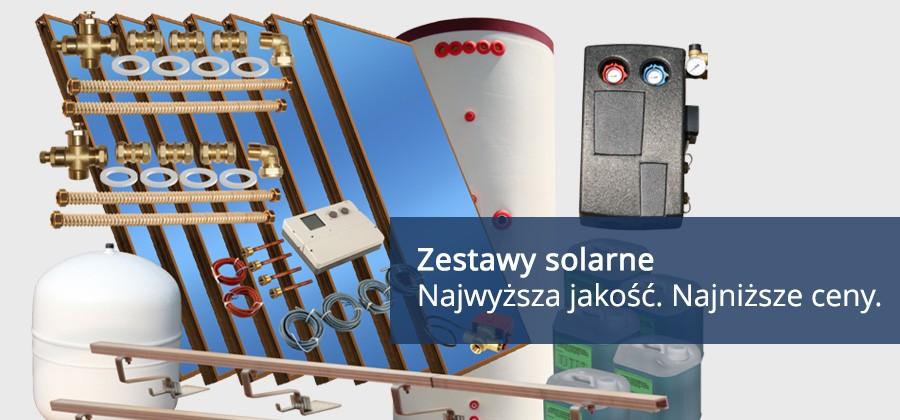 Zestawy solarne